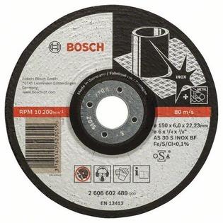 Купить Диск обдирочный Bosch Expert for Inox 2608602489