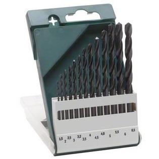 Купить Набор сверл по металлу Bosch HSS-R DIN 338 15-65 мм