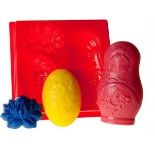 Купить Форма пластиковая Выдумщики «МК Хохлома»