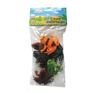 Купить Набор игрушечных лягушек 1 TOY Т50503