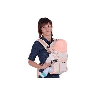 Купить Рюкзак-кенгуру BabyActive Simple, бежевый