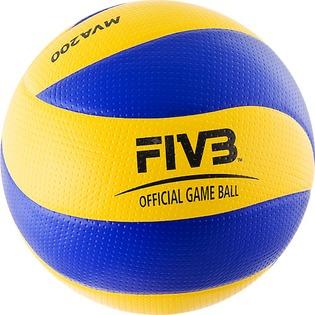 Купить Мяч волейбольный Mikasa MVA200