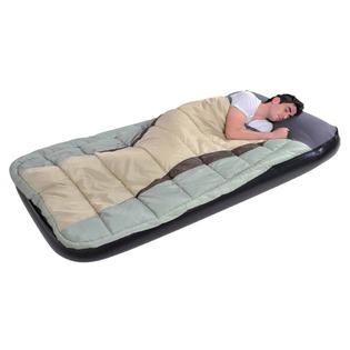 Купить Кровать надувная со спальником Relax Comfort sleeping bag and inflatabed bed