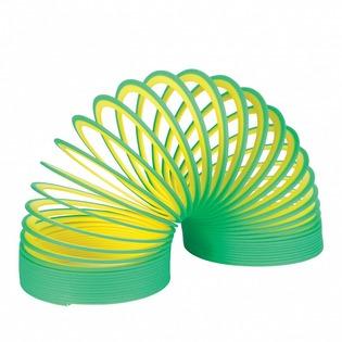 Купить Ретро-пружинка Slinky Неон. В ассортименте