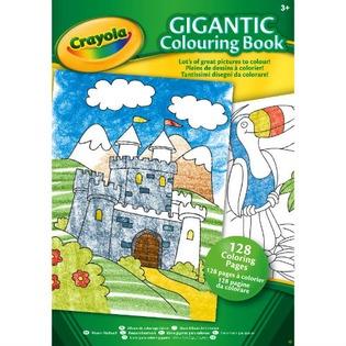 Купить Раскраска Crayola «Gigantic»