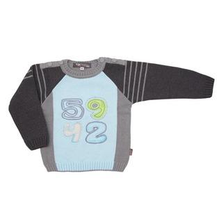 Купить Джемпер для мальчиков EKO «42». Цвет: бирюзовый