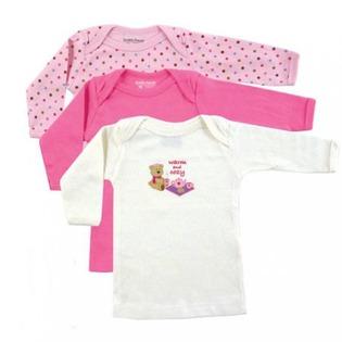 Купить Комплект футболок Luvable Friends 38410