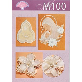 Купить Набор схем для парчмента Pergamano M100 Религиозные дизайны