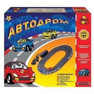 Купить Автодром игрушечный Тилибом Т80433