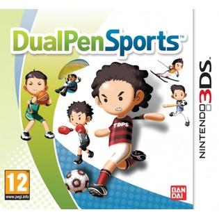 Купить Игра для Nintendo 3DS DualPenSports (eng)