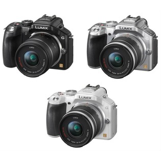 Купить Фотокамера цифровая Panasonic DMC-G5KEE