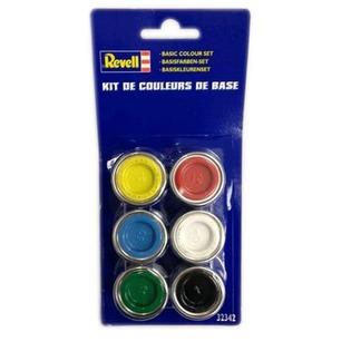 Купить Базовый набор красок Revell