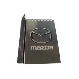Купить Автомобильный блокнот с магнитом Mazda