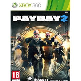 Купить Игра для Microsoft Xbox 360 Payday 2 (eng)