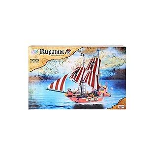 Купить Пиратский корабль, 555 деталей