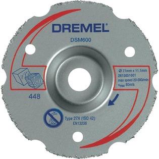 Купить Диск отрезной твердосплавный Dremel DSM600