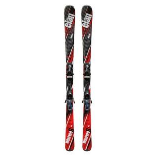Купить Лыжи горные Elan Allmountain Series Morpheo 6 Red QT EL10.0 (2013-14)