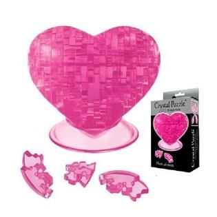 Купить 3D-пазл «Сердце». В ассортименте