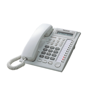 Купить Системный телефон Panasonic KX-T7730RU