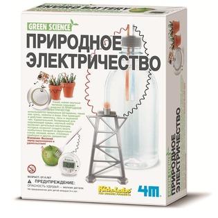 Купить Набор для изобретателей 4M «Природное электричество»