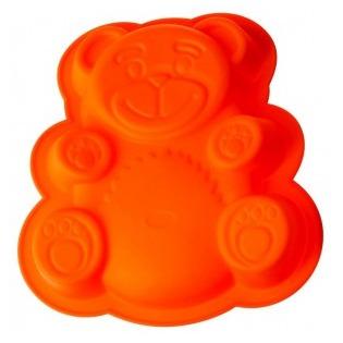 Купить Форма для выпечки силиконовая Regent Медвежонок