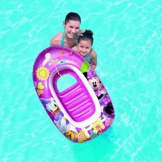 Купить Лодка надувная детская Bestway «Принцессы Диснея» 91025