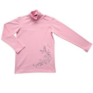 Купить Водолазка для девочек JOTA «Нежность». Цвет: розовый