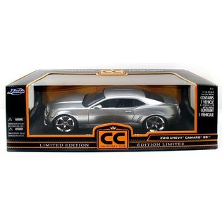 Купить Модель автомобиля 1:18 Jada Toys Chevy Camaro SS - Candy Silver 2010