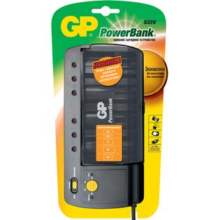 Купить Устройство зарядное GP PB320GS-CR1