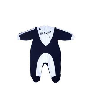 Купить Комбинезон для новорожденных на молнии с бабочкой Ёмаё