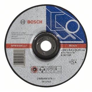 Купить Диск обдирочный Bosch Expert for Metal 2608600379