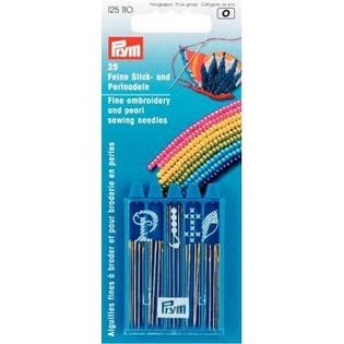 Купить Иглы для вышивания и бисероплетения Prym 125110
