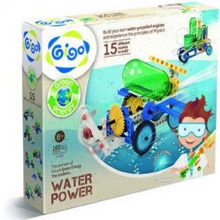 Купить Конструктор развивающий Gigo «Энергия воды»