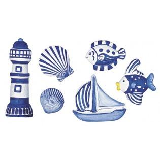 Купить Форма для литья Rayher «Морские фигурки»