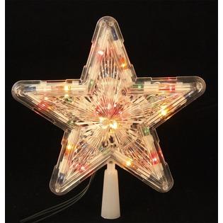 Купить Верхушка елочная Метелица «Звезда» 2290