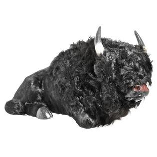 Купить Сувенир из меха «Бык лежащий»
