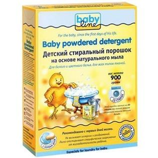Купить Порошок стиральный BABYLINE на основе натурального мыла