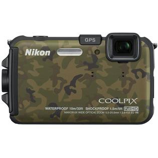 Купить Фотокамера цифровая Nikon CoolPix AW100