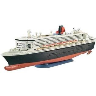 Купить Сборная модель лайнера Revell Queen Mary 2