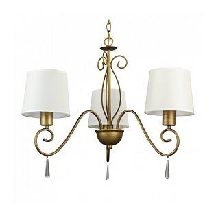 Купить Люстра подвесная Arte Lamp Carolina A9239LM-3BR