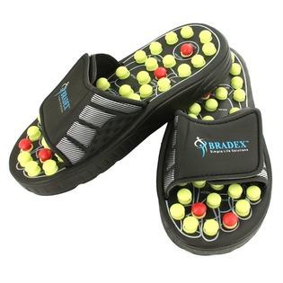 Купить Тапочки рефлекторные BRADEX «Сила йоги»