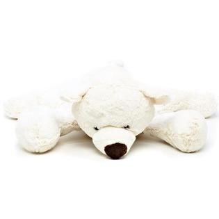 Купить Мягкая игрушка Gulliver Медведь белый лежачий