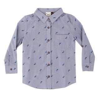 Купить Рубашка детская Fore!! Axel and Hudson Pelican All Over Print Shirt