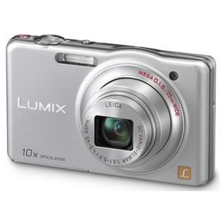 Купить Фотокамера цифровая Panasonic DMC-SZ1EE-S