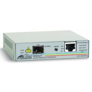 Купить Медиаконвертер Allied Telesis AT-GS2002/SP