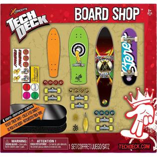 Купить Набор фингербордов Tech Deck 99845