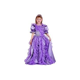 Купить Принцесса фиолетовая, рост 128