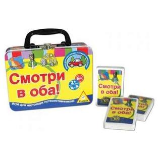 Купить Игра дорожная Piatnik «Смотри в оба»