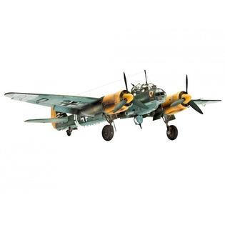 Купить Сборная модель бомбардировщика Revell Junkers Ju 88 A4/D-1