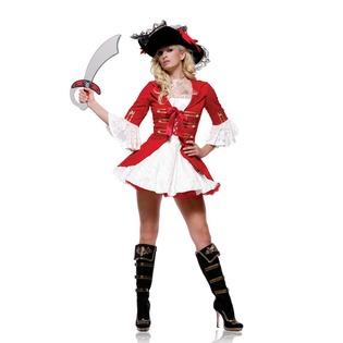 Купить Костюм пирата Le Frivole «Мисс Флинт»